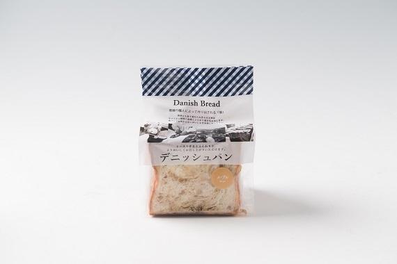 ANDE デニッシュ食パン メープルデニッシュ ハーフ(3枚切り)