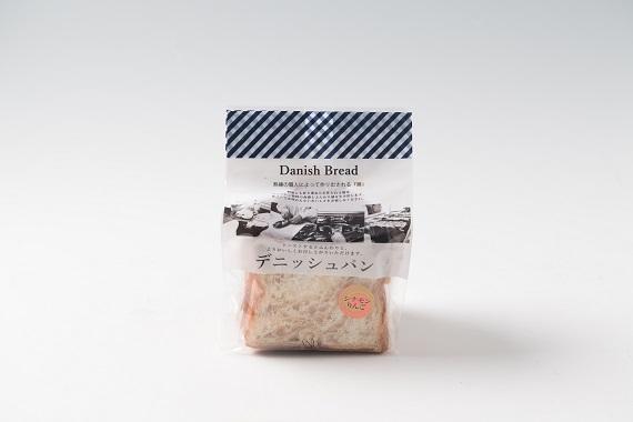 ANDE デニッシュ食パン シナモンりんごデニッシュ ハーフ(3枚切り)