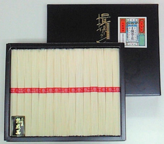 揖保乃糸 手延素麺 DS上級熟成二年ヒネ物 30束入り