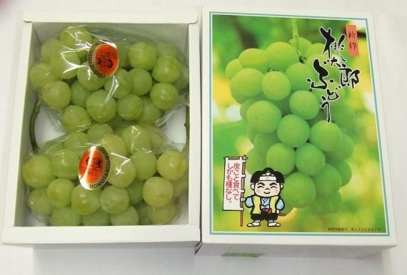 【お中元2020】【フルーツ】発送は7月中旬から。「岡山特産」桃太郎ぶどう!【赤秀】2房入り(1kg)皮まで食べれてしかも種なし! ふるさと特産品