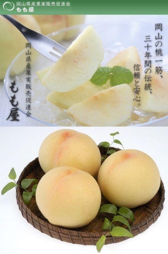 お届けは7/15日〜7/25日まで。「岡山産最高級の桃」清水白桃(9〜12個)約2.7kg【お中元2021】【フルーツ】
