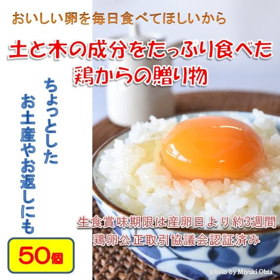 たまご (ブランド卵「満月」) 鶏卵50個
