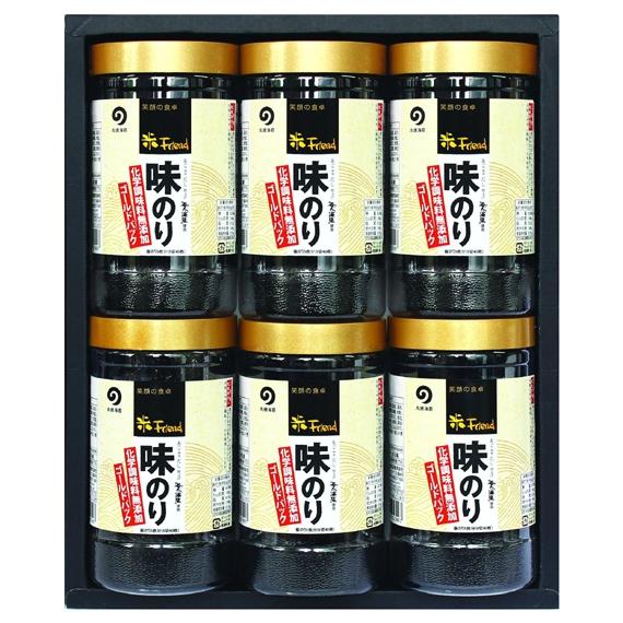 味のり8切40枚(板のり5枚)6本入【AG-27】【乾物・缶詰・瓶詰・調味料】