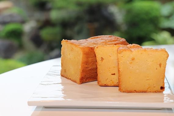 【ガトーショコラ 】広島山水 Le Chocolat Blanc au Lie de sake a Hiroshima(ショコラ ブラン・オ・リー デュ サケ ア 広島)
