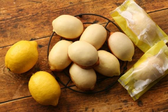 パティシエこだわり『広島レモーネ』10コ入り 日経プラス1なんでもランキング6位に選ばれた 大長レモンをふんだんに使ったレモンケーキ