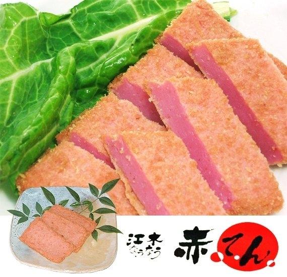 【ピリ辛】赤てん 5枚入り化粧箱【浜田のB級グルメ】