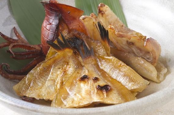 浜田地魚 味醂干し便り 〜ふぐみりん干、のどぐろみりん干、するめいかみりん干〜