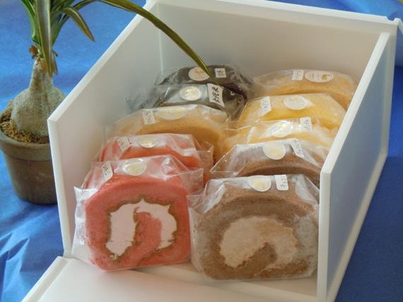 究極のアイスロールケーキ詰め合わせ 10個入り (送料無料)