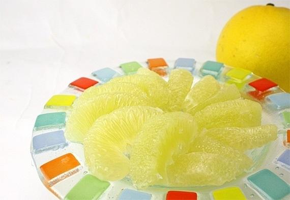 【送料込み】土佐市産 三宮さんの大きい土佐文旦ご家庭用5kg(7玉から8玉入り)