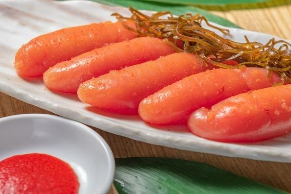 あごだし明太子【カニ・鮮魚・魚介類】心で感じる美味しさ…いとしま本舗の鯛茶漬け?