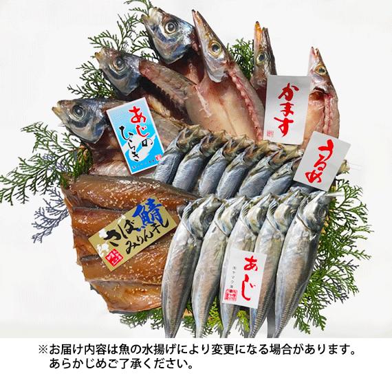 【送料無料】干物の概念が変わる! 鮮魚そのままの干物 職人厳選 大分干物5品セット/ ワンフローズン製法【お歳暮2021】【漬魚・魚加工品】