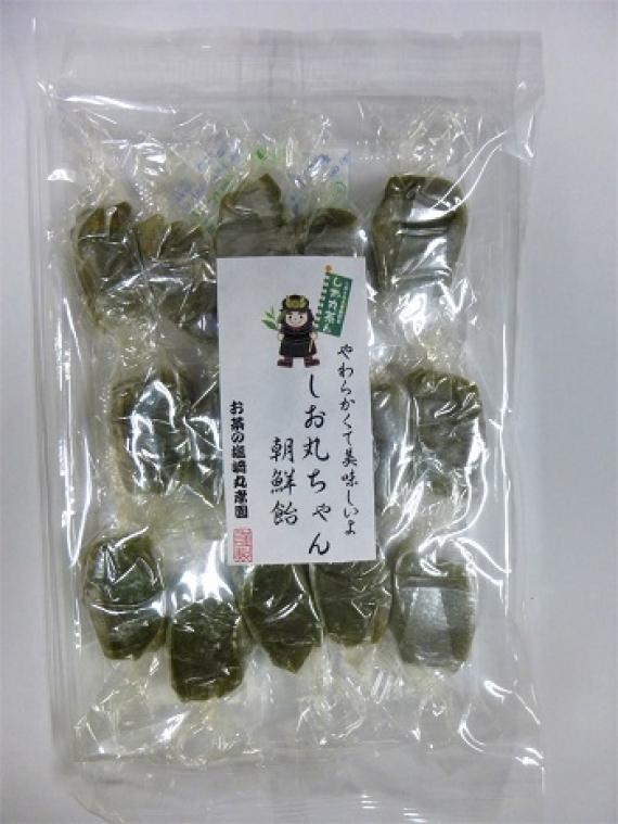 自社オリジナル  しお丸茶ん朝鮮飴 【和菓子】