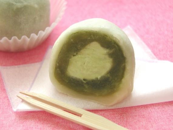 【クリーム大福】 生茶餅6個いり