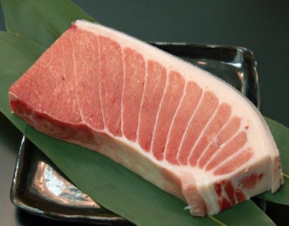 【マグロ漁船直販】高級本マグロ上トロ 【漬魚・魚加工品】【ギフト・熨斗対応可】
