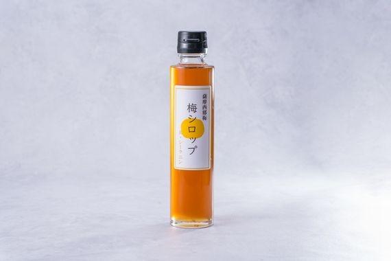梅シロップ<黄>